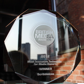 The 2012 British Media Award