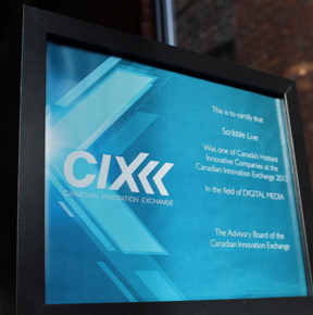 The 2012 CIX Top 20 Award